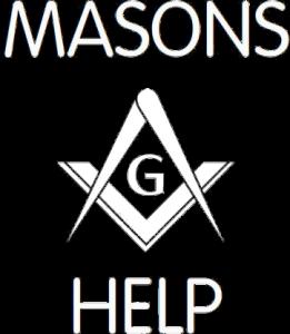 Masons Help logo